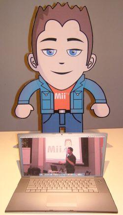 Cardboard Mii™